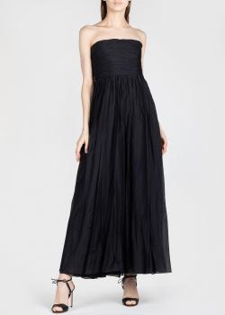 Длинное платье Brock Collection с шелком, фото