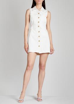 Вельветовое платье Alexa Chung с накладными карманами, фото