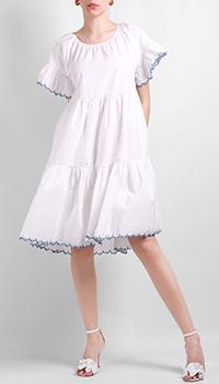 Платье Silvian Heach с пышными рукавами, фото