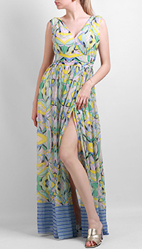 Платье Silvian Heach с разрезом, фото