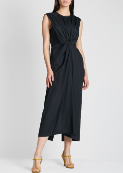 Платье-миди Christian Wijnants со сборкой, фото