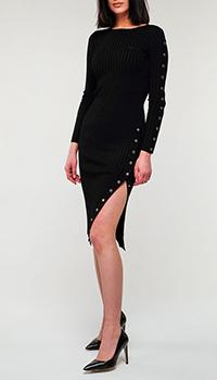 Платье Elisabetta Franchi с заклепками, фото