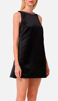 Платье Elisabetta Franchi с открытой спиной, фото