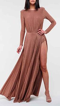 Вечернее платье Elisabetta Franchi с разрезом, фото