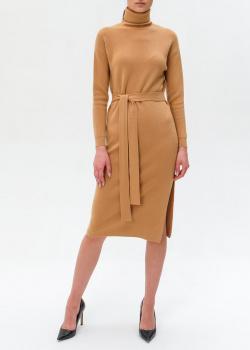 Трикотажное платье Elisabetta Franchi под горло, фото