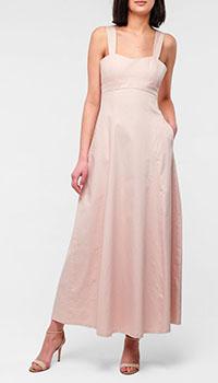 Платье Emporio Armani на широких бретелях, фото