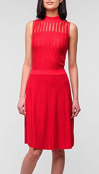 Платье Emporio Armani с плиссировкой, фото