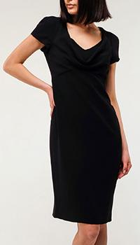 Платье Emporio Armani черного цвета, фото
