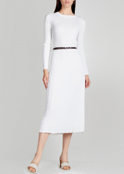 Трикотажное платье Fabiana Filippi с длинным рукавом, фото