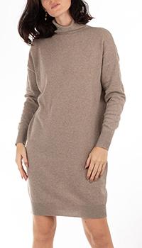 Кашемировое платье GD Cashmere с длинным рукавом, фото