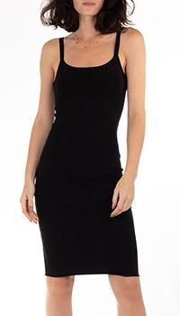 Приталенное платье GD Cashmere на бретельках, фото