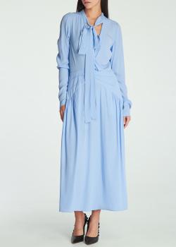 Длинное платье N21 с завязками, фото