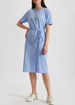 Платье-футболка Kenzo голубого цвета, фото