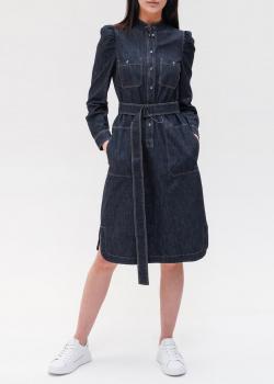 Джинсовое платье Max Mara Weekend с разрезами, фото