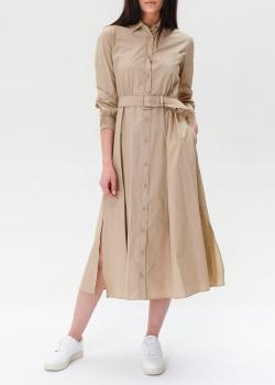 Платье-рубашка Max Mara Weekend с поясом, фото