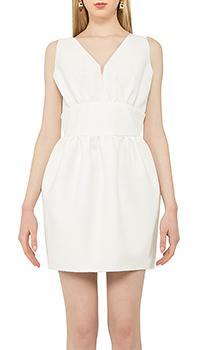Платье-мини MSGM с открытой спиной, фото