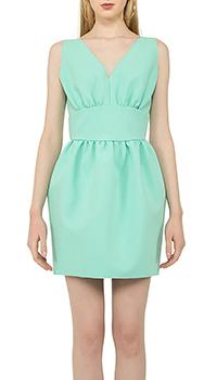 Платье MSGM мятного цвета, фото