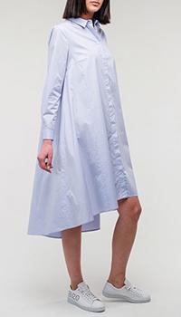 Платье-рубашка Peserico с поясом, фото