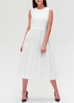 Платье-миди Peserico белого цвета, фото