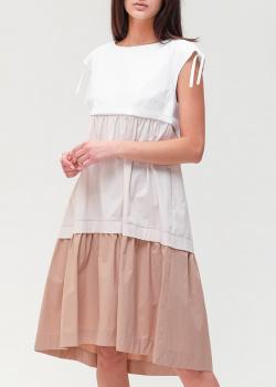 Платье без рукавов Peserico с переходом цвета, фото