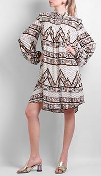 Платье Silvian Heach с принтом, фото