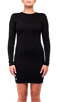 Платье-футляр Philipp Plein с вырезом на спине, фото