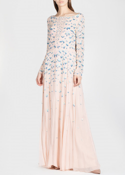 Длинное платье Temperley London с пайетками, фото