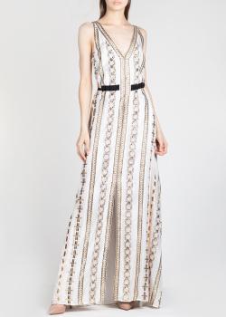 Платье с узором Temperley London на поясе, фото