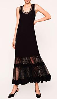 Вечернее платье Twin-Set с коротким рукавом, фото
