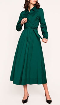 Платье-рубашка Twin-Set с поясом, фото