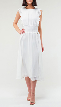 Платье Twin-Set с открытой спиной, фото