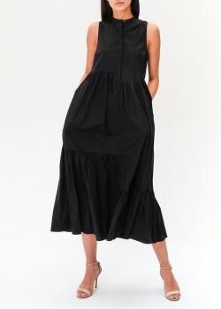 Черное платье Twin-Set без рукавов, фото