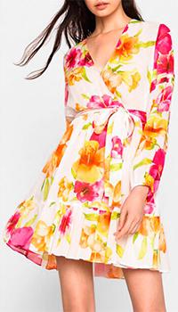 Платье Twin-Set с цветочным принтом , фото