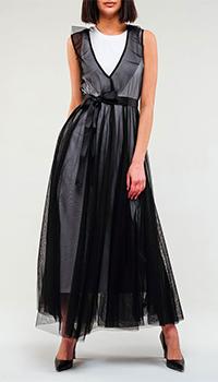 Вечернее платье Twin-Set черного цвета, фото