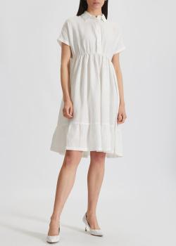 Льняное платье Max Mara Leisure Dolmen, фото