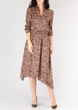 Асимметричное платье Zadig & Voltaire с эластичной талией, фото