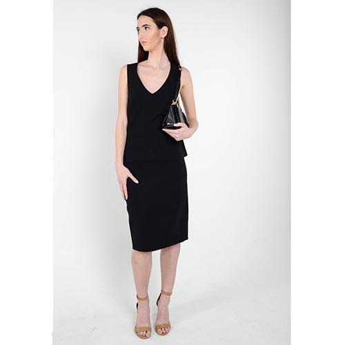 Платье без рукавов Iceberg черного цвета, фото