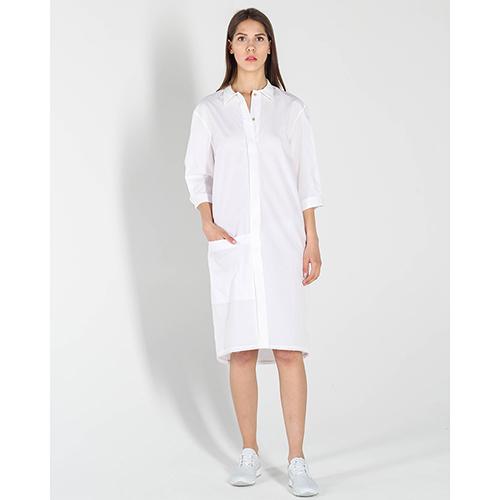Купить белую платье рубашку