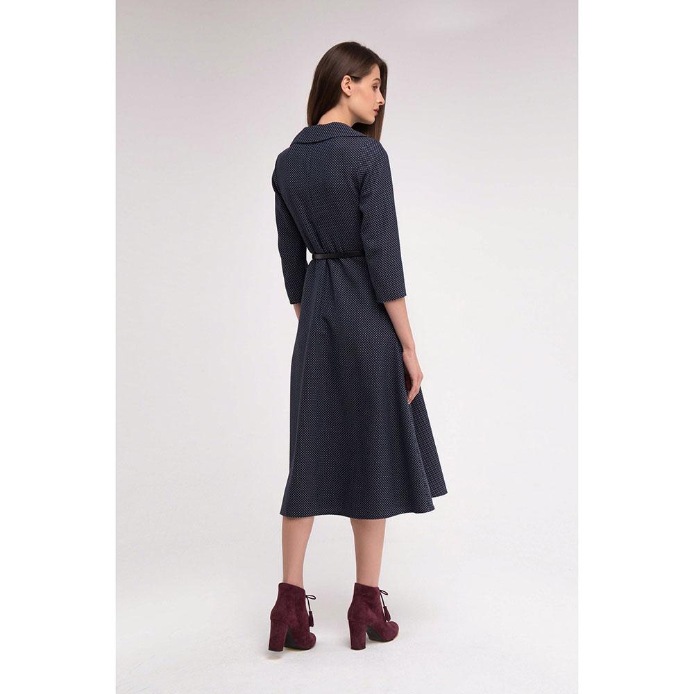Платье Shako из шерсти в мелкую клетку