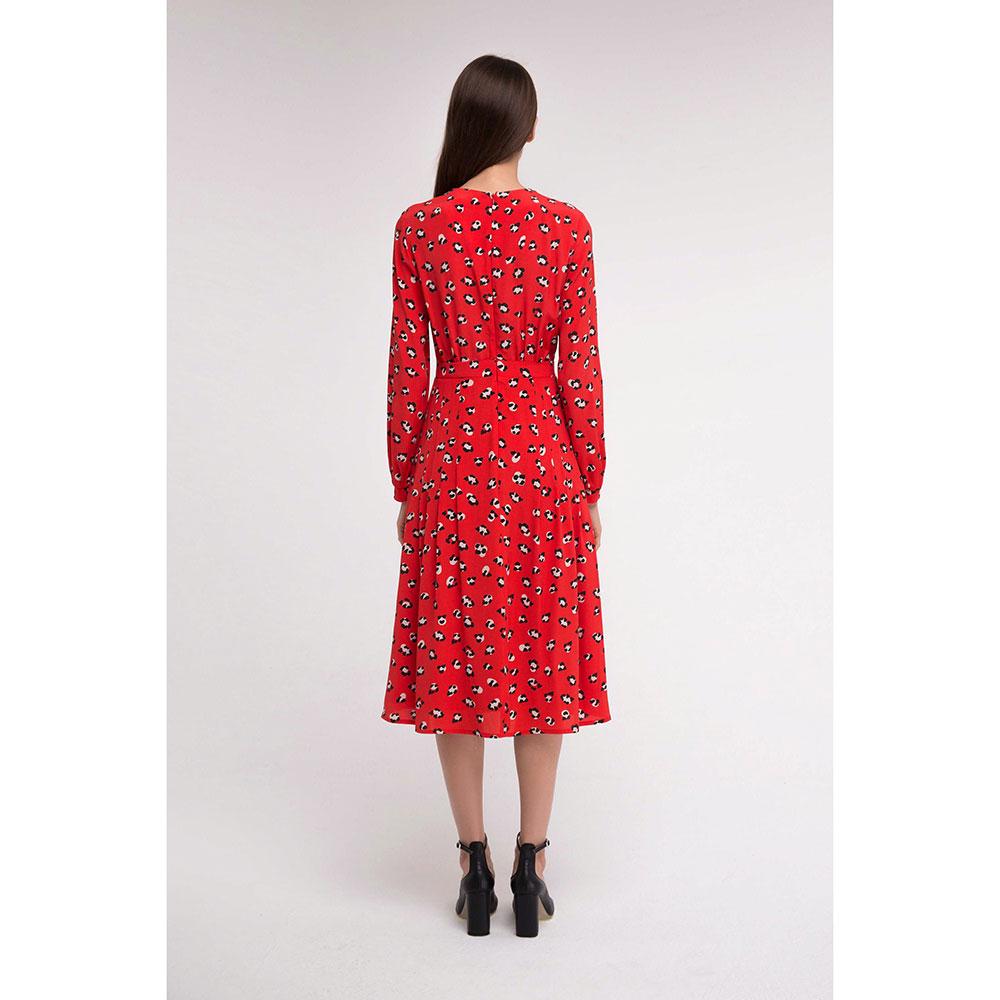 Платье Shako со вшитым поясом