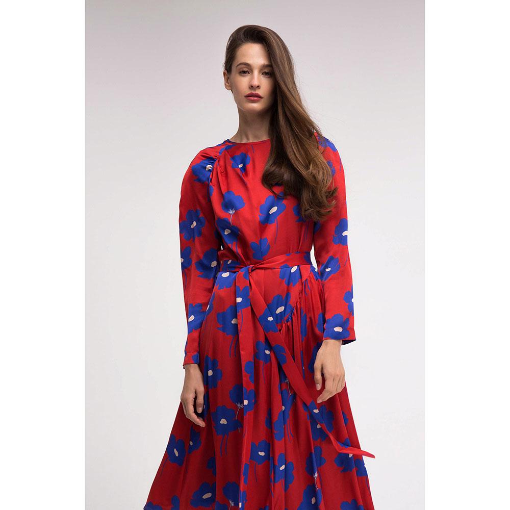 Платье Shako с асимметричной юбкой