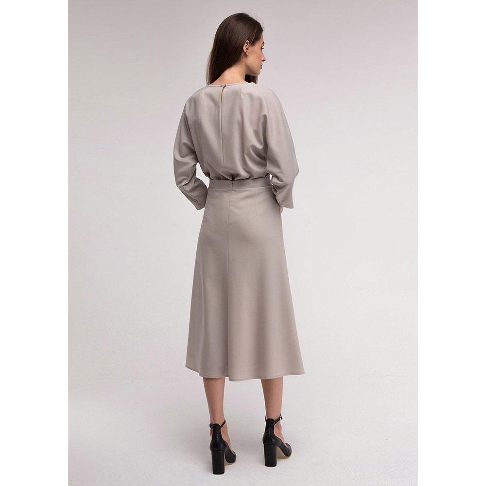 Платье Shako шерстяное А-силуета