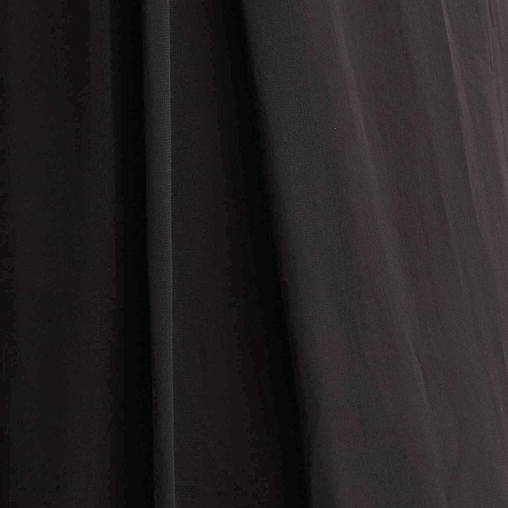 Черное платье Twin-Set с декором-стразами