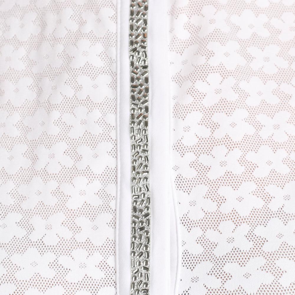 Белое платье Sportalm с поясом