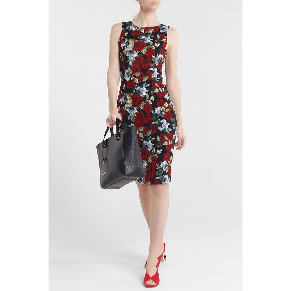 Платье-футляр Marciano с цветочным принтом