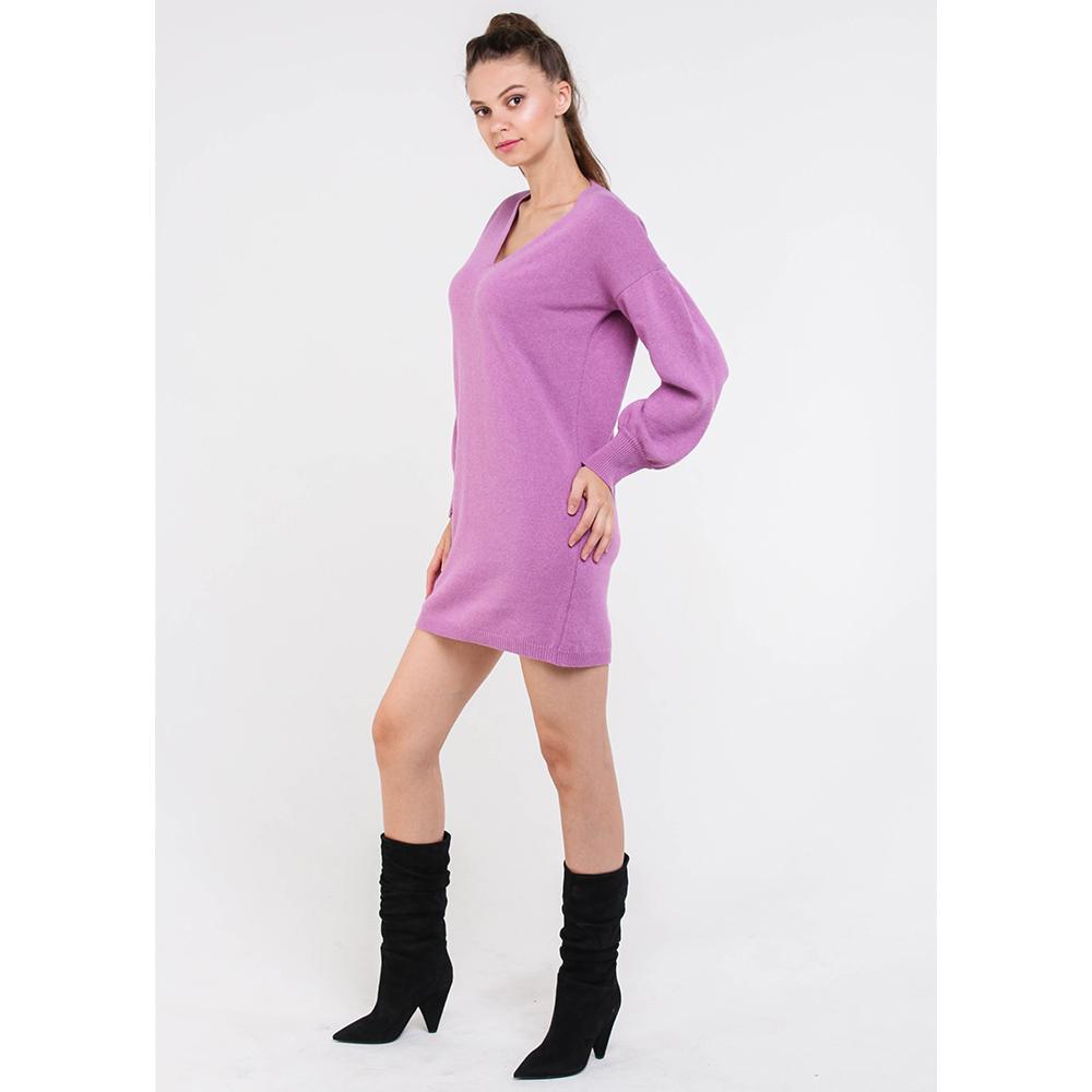 Розовое платье Blugirl до колен