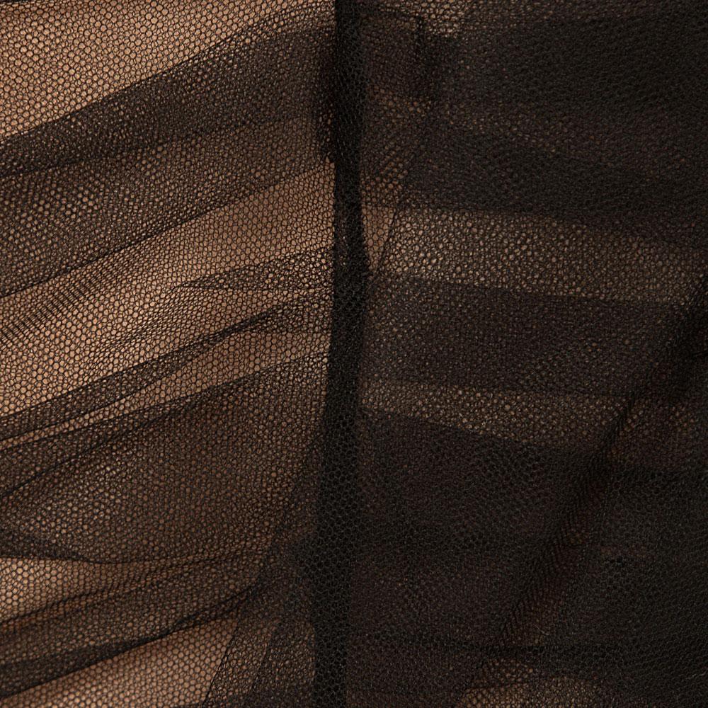 Платье-миди N21 с пышной юбкой
