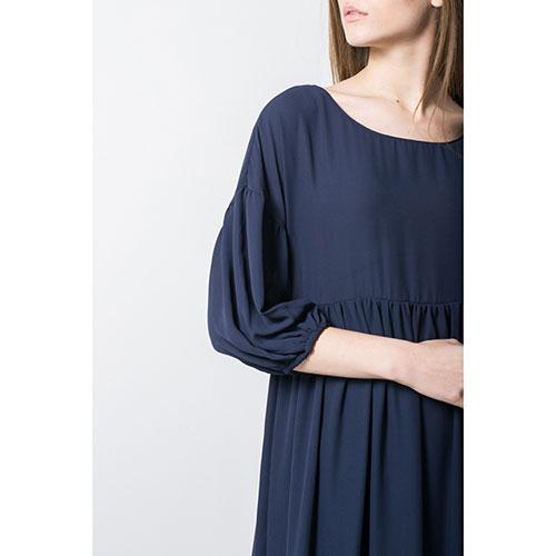 Легкое платье Tensione in с пышными рукавами, фото