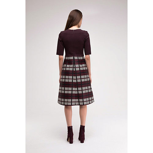 Платье Shako с фактурной юбкой, фото
