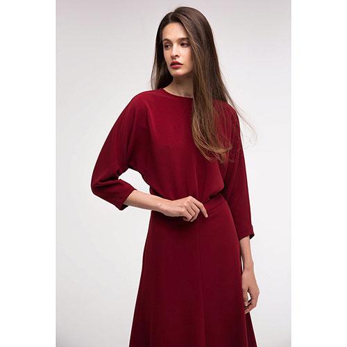 Платье-миди Shako с длинными рукавами, фото